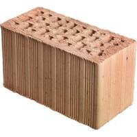 Полнотелый кирпич (пористая керамика)