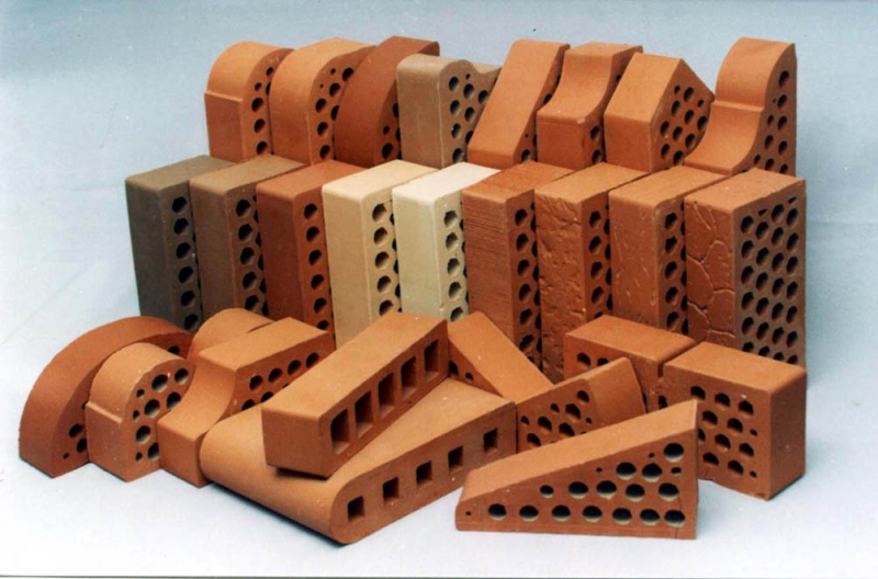 Достоинства керамического кирпича